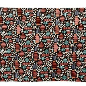 Vera Bradley Bedding - Vera Bradley Sierra tribal large fleece blanket